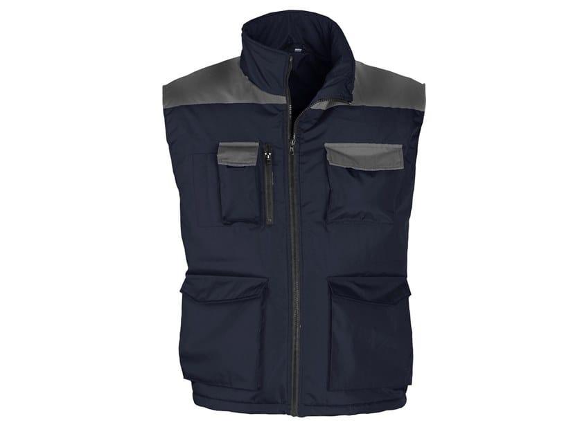 Work clothes SMART WORK GILET BEIGE by KAPRIOL