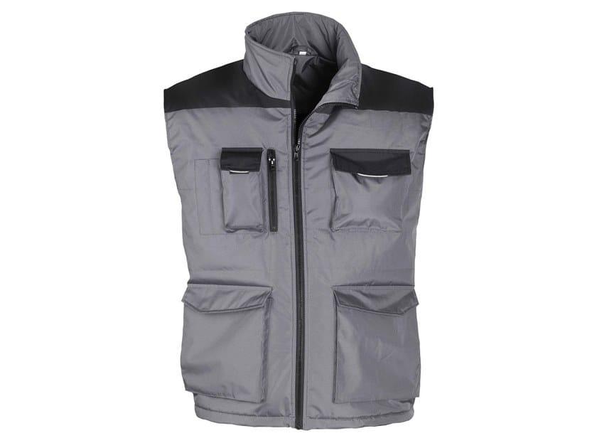 Work clothes SMART WORK GILET GRIGIO by KAPRIOL