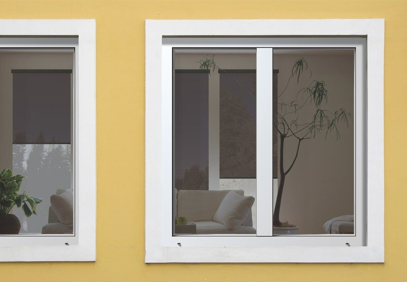 Aluminium window SMARTIA M11500 by Alumil