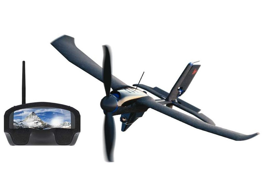 Smartphone controlled plane with FPV camera SMARTPLANE PRO FPV by TobyRich