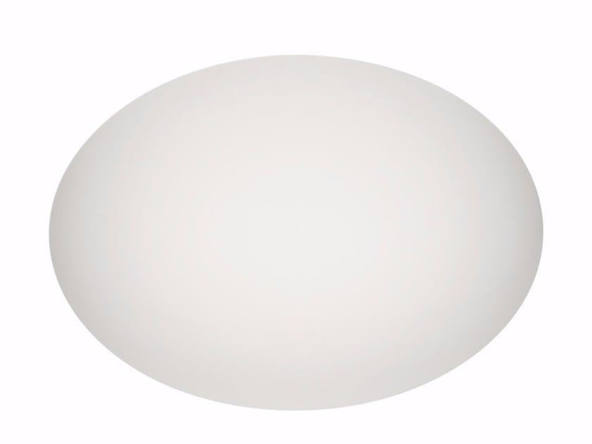 LED polyethylene floor lamp SMASH_FL by Linea Light Group