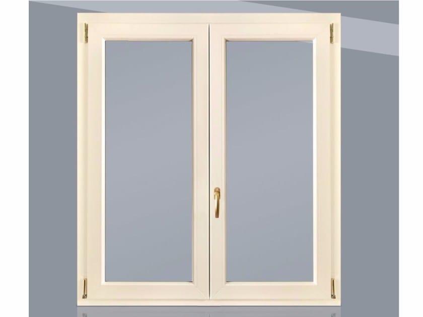 PVC casement window SMERALDO by Cos.Met.