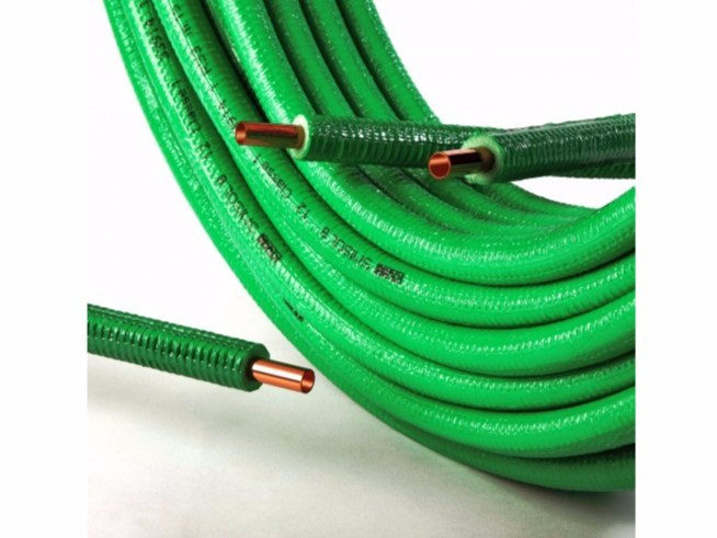 Pipes for heating system  and for water network SMISOL® 8 by SCTUBES