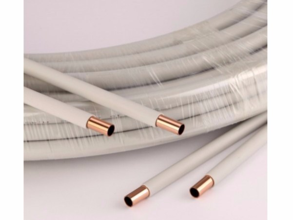 Pipe and special part for water network SMISOL® by SCTUBES