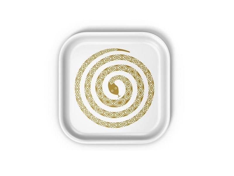 Laminate tray SNAKE by Vitra