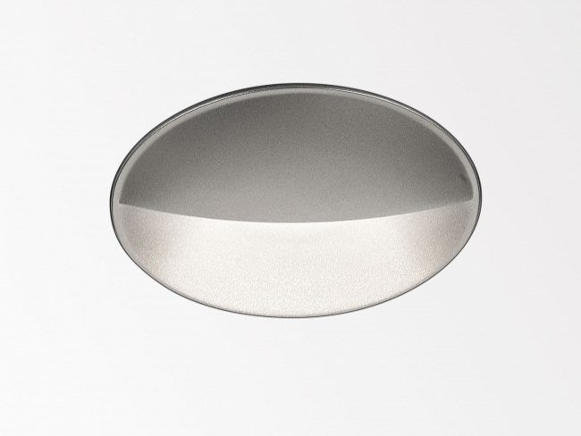 LED round recessed spotlight SNEAK-R TRIMLESS by Delta Light