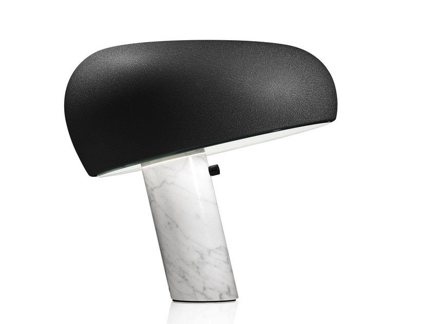 LED direct light table lamp SNOOPY 50th LIMITED EDITION by FLOS