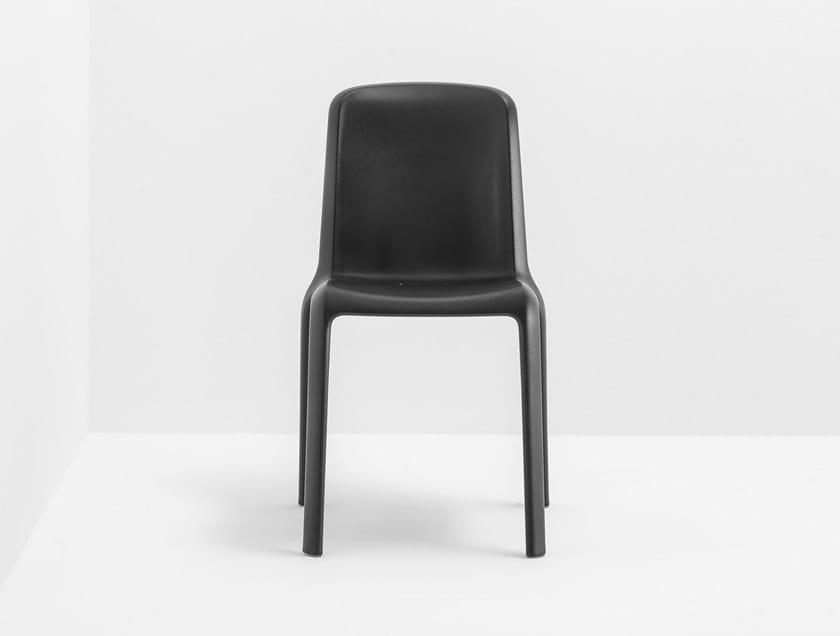 Sedia in polipropilene SNOW 300 by PEDRALI