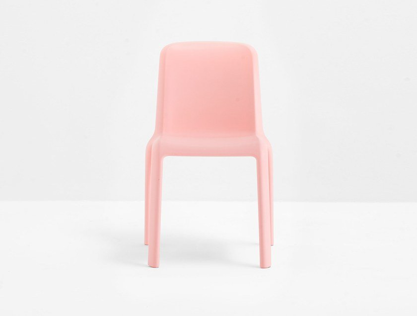 Stackable Polypropylene Kids Chair SNOW 303 Jr By PEDRALI