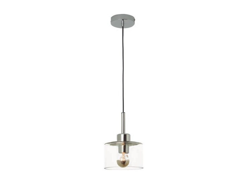 Glass pendant lamp SNOWFLAKE | Pendant lamp by Aromas del Campo