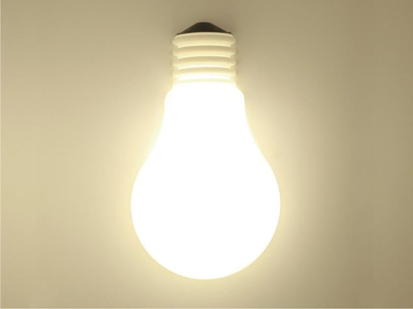 Lampada da parete in polietilene °1/2SO1 by Eden Design