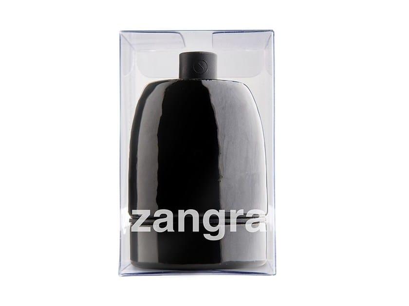 Porcelain lamp holder SOCKET 002   Lamp holder by ZANGRA