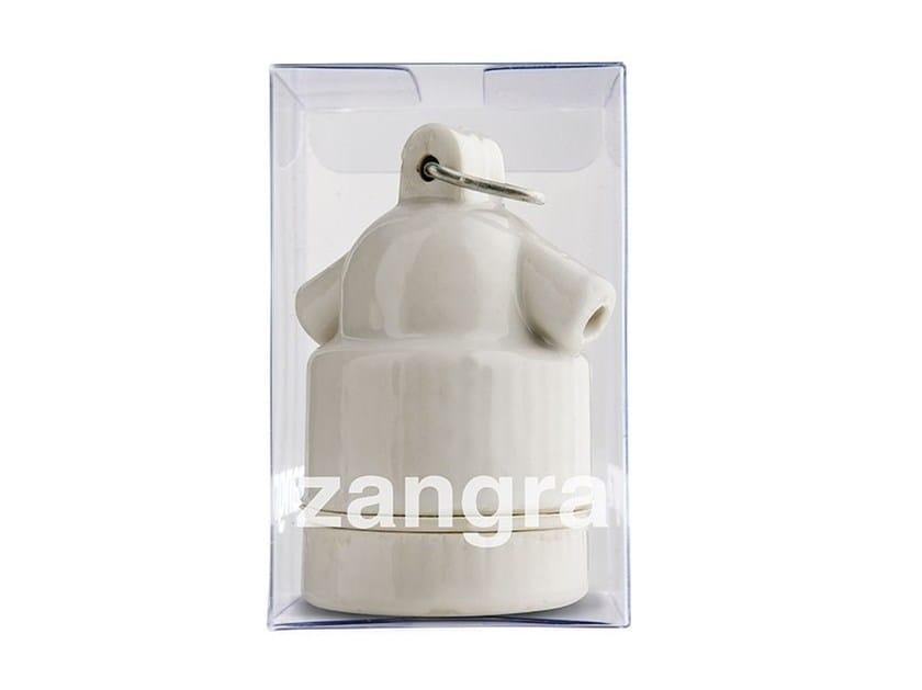 Porcelain lamp holder SOCKET 019 | Lamp holder by ZANGRA