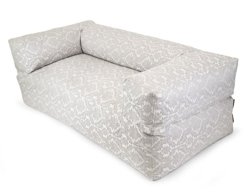 Upholstered 2 seater sofa SOFA MOOG DELUXE by Pusku pusku