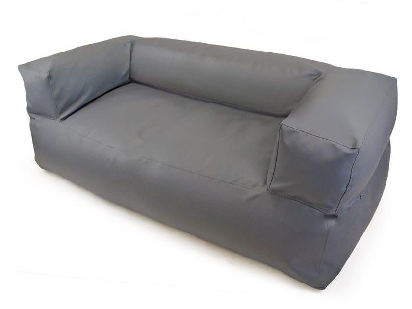 2 seater polyester sofa SOFA MOOG OUTSIDE by Pusku pusku