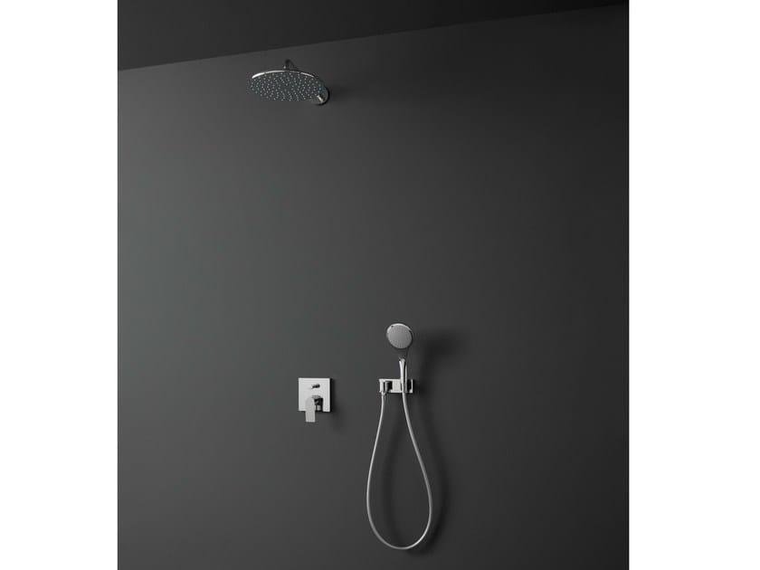 DBX113CAMVE | Soffione doccia a muro