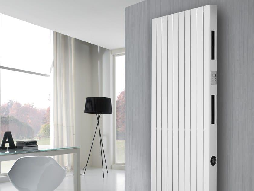 Radiatore d\'arredo verticale ventilato SOFI VT By CORDIVARI