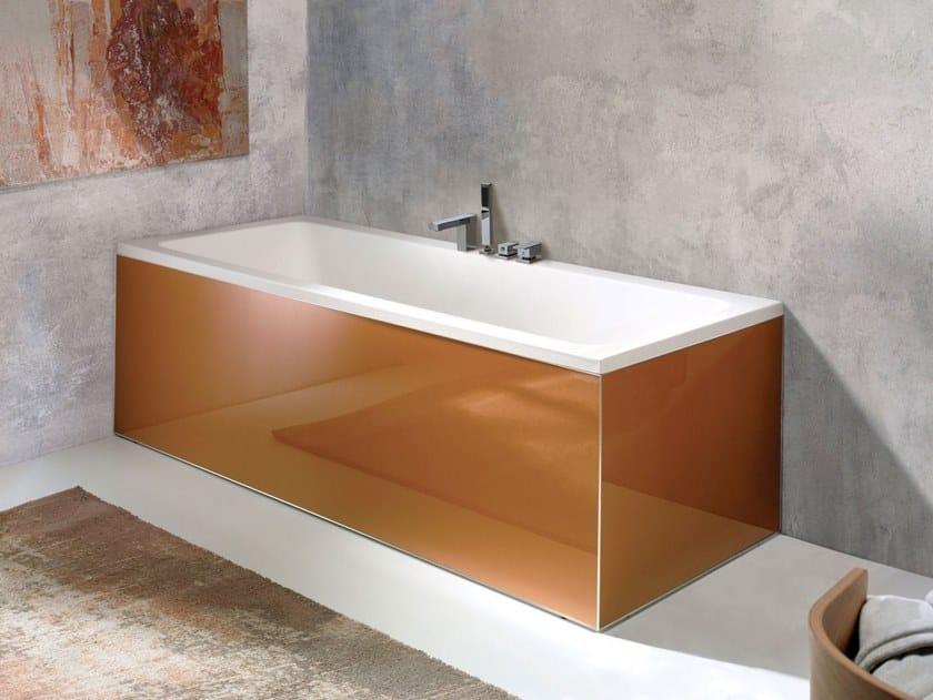 Vasca Da Bagno Acrilico : Vasca da bagno idromassaggio rettangolare in acrilico sofia color
