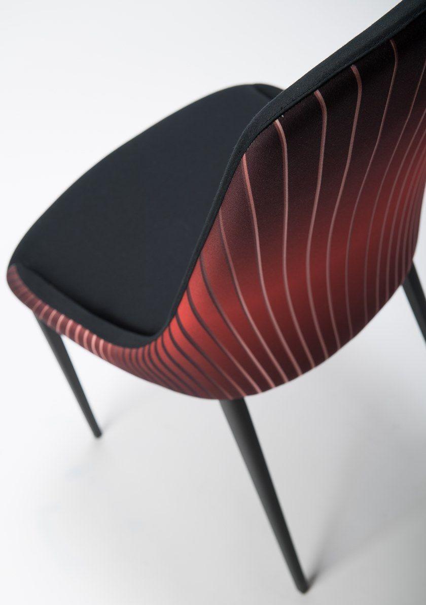 SOFIA | Sedia con schienale alto