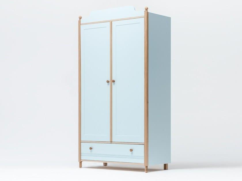 Armadio Furniture Mdf Sofia Wardrobe St Con Cassetti In CrthxsQd