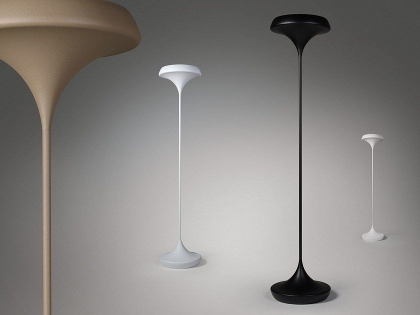LED floor lamp SOFT | Floor lamp by Cattaneo