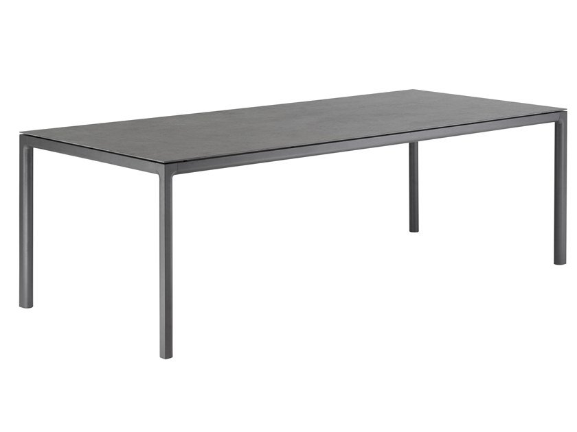Rectangular garden table SOFT | Table by solpuri