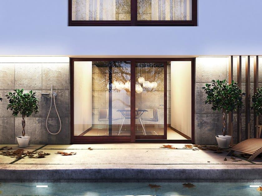 Wooden patio door SOFTLINE PSK by Drutex