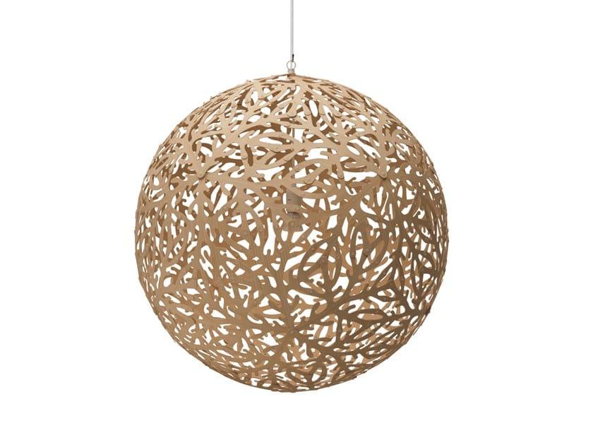 Pendant lamp SOLA | Pendant lamp by David Trubridge
