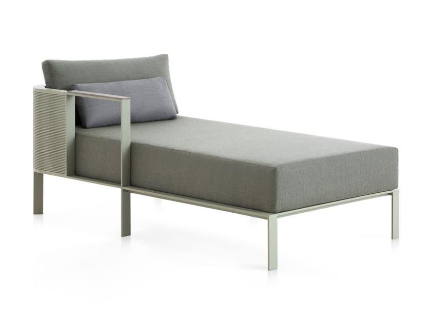 Modular sofa SOLANAS 2 by GANDIA BLASCO