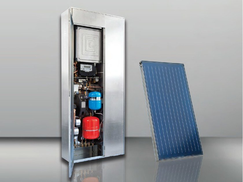 Boiler / Solar heating system SOLAR BOX by BERETTA