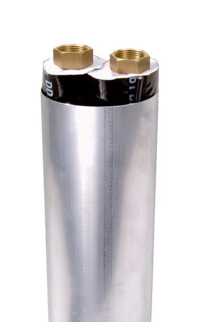 TUBO SOLAR TUBO CORRUGATO IN ACCIAIO INOX SOLAR