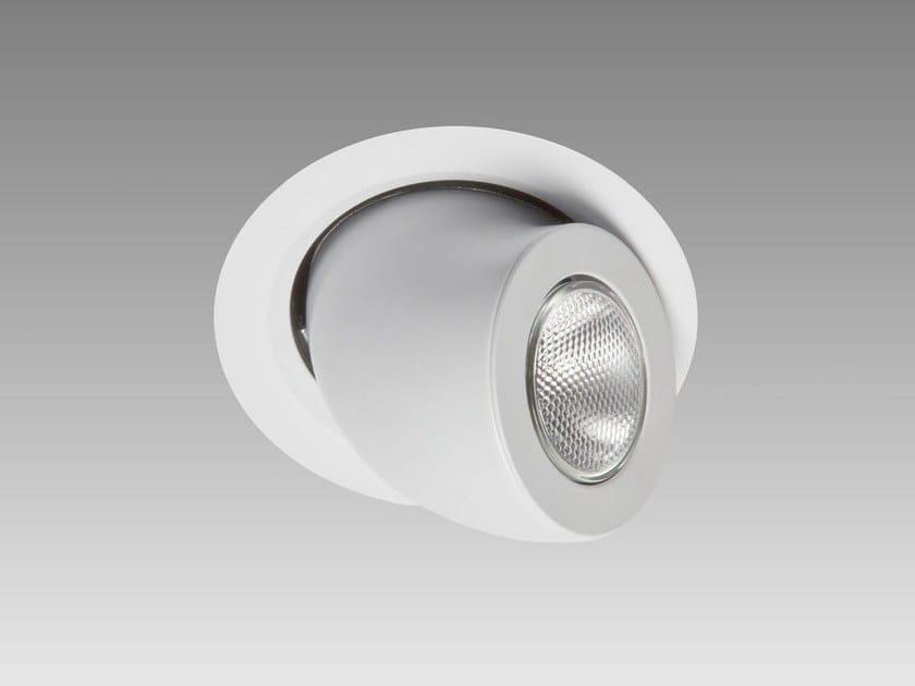 Ceiling recessed spotlight SOLARIS MINI by Orbit