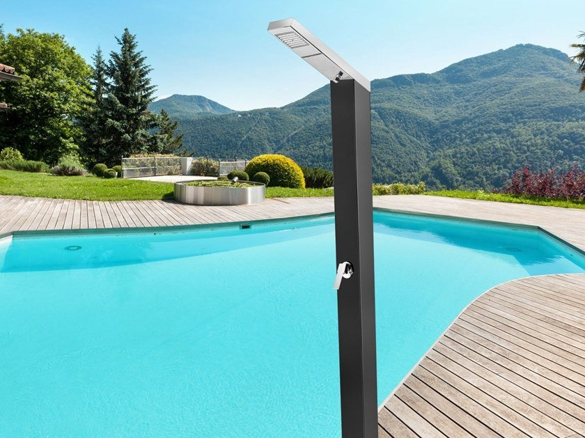 Solar Outdoor Shower By Ama Luxury