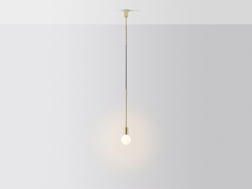 Lampada da soffitto a LED SOLE STEP by Volker Haug Studio