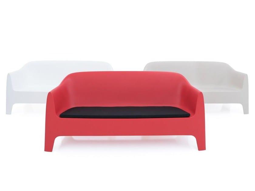 Polypropylene Sofa Solid By Vondom
