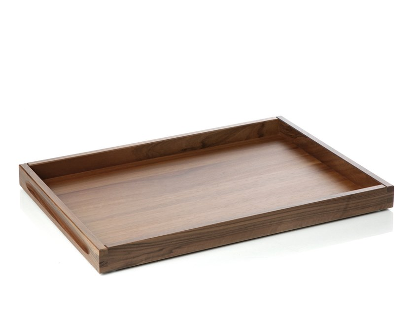 Solid wood tray SOLID | Solid wood tray by Zieher