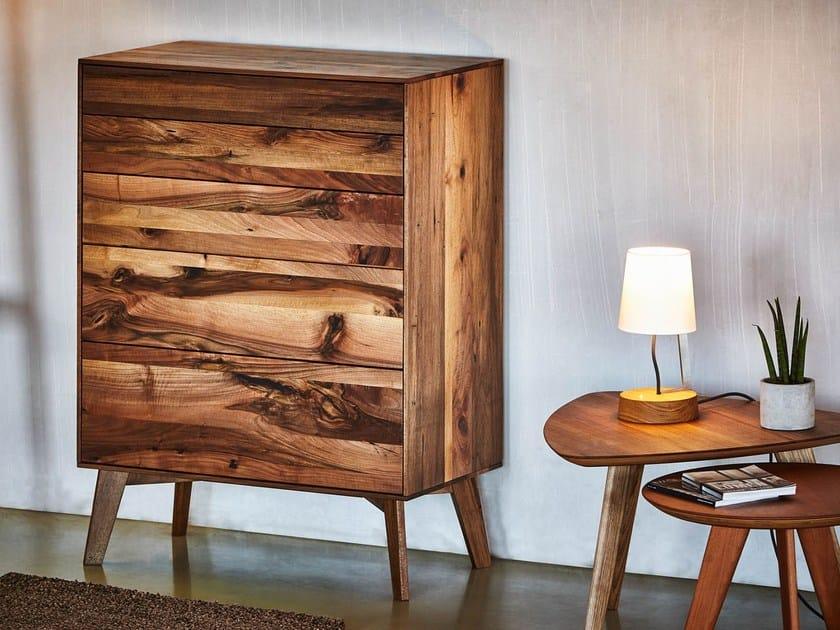 FinnCassettiera Massello Furniture In Sixay Legno UMpLzSVqG