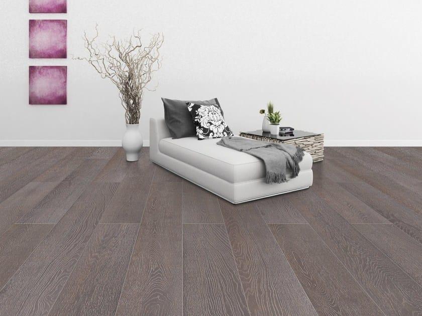 Bamboo flooring BAMBOO SOLIDA HIGH DENSITY© EMBOSSED by Moso International