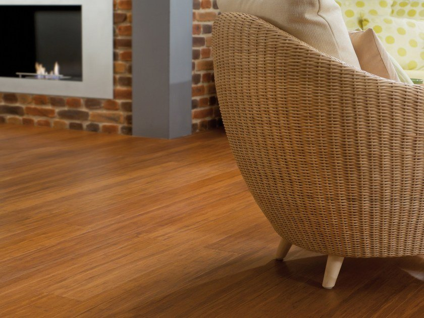 Bamboo flooring BAMBOO SOLIDA HIGH DENSITY© by Moso International