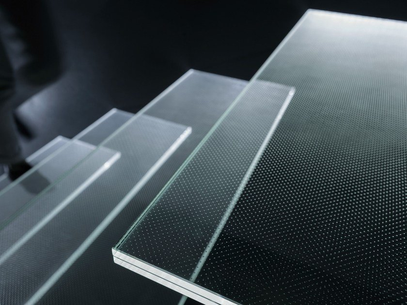Backlit glass SOLIDLIGHT by OmniDecor®