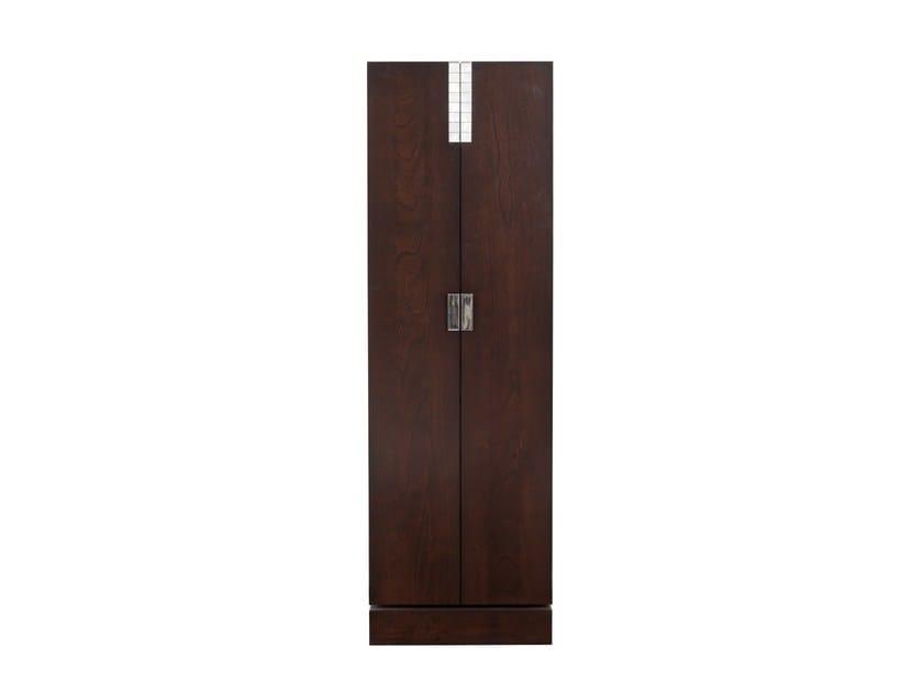Wooden wardrobe SOLITAIRE | Wardrobe by SELVA