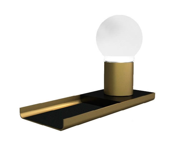 LED table lamp SOLITARIO TA   Table lamp by Contardi
