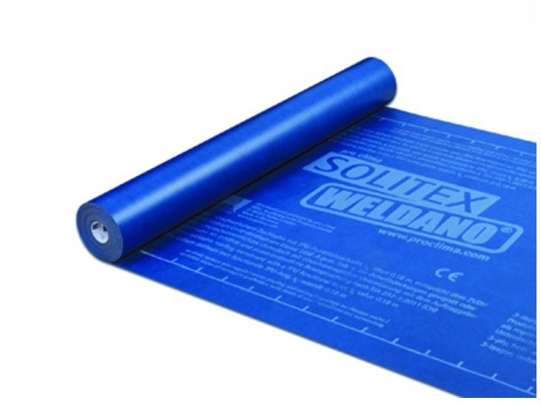 Breathable and protective sheeting SOLITEX WELDANO by pro clima®
