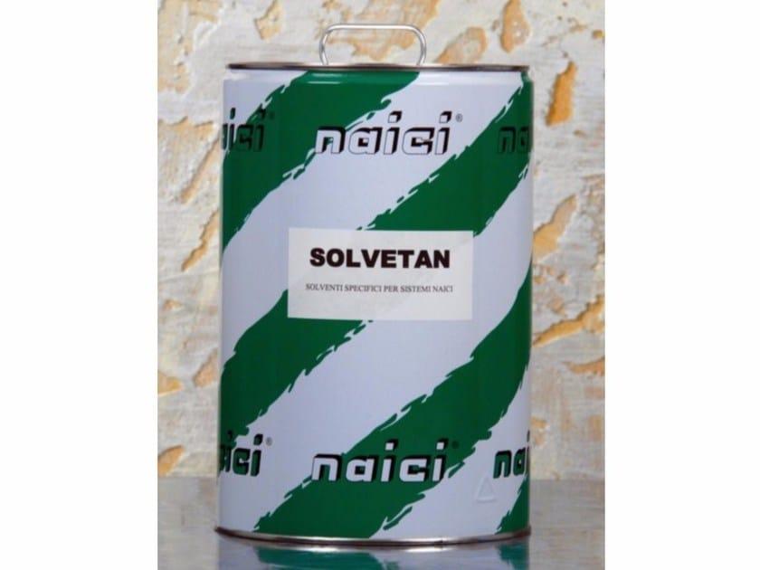 Solvent SOLVETAN by NAICI ITALIA