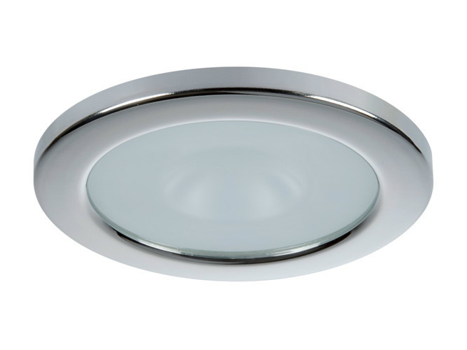 LED recessed stainless steel spotlight SONIA 4W by Quicklighting
