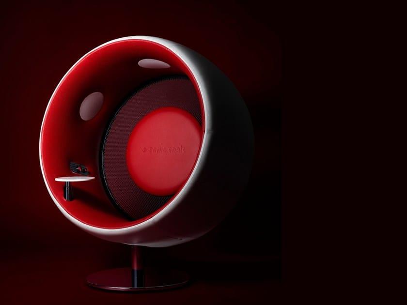 Sonic Rotondo Class Tavolino Poltrona ChairFirst Con Acustica WEYDH92I