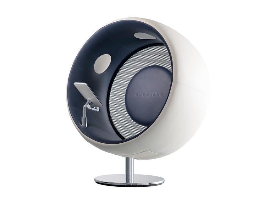Poltrona First Class.Poltrona Acustica Com Ipad Sonic Chair First Class By