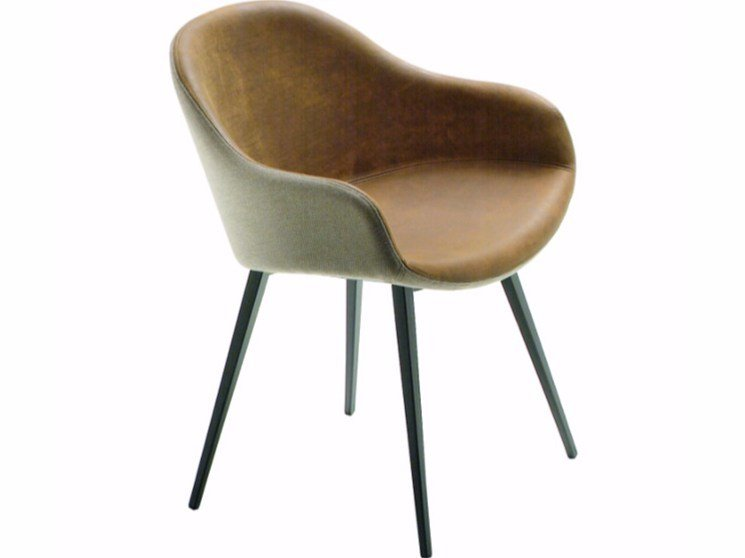 Upholstered easy chair SONNY PB by Midj