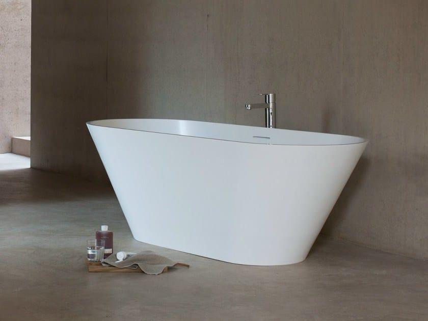 Freestanding oval bathtub SONTUOSO | Bathtub by Polo