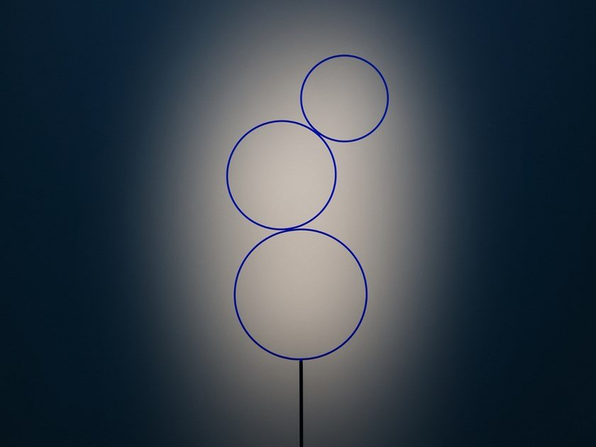 LED floor lamp SORRY GIOTTO 3 by Catellani & Smith
